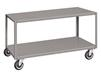 MOBILE TABLES - WITH POLY CASTERS