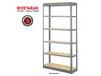 RIVET-RAK™ STEEL SHELVING - SPACEMASTER
